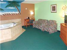 Palms Motel Room - Jacuzzi Room The Palms Motel Portland OR