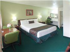 Palms Motel Room - King Room Motel Portland OR
