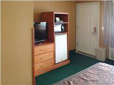Palms Motel Room - King Room Amenities Motel Portland OR