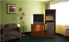 Palms Motel Room - King Room with Jacuzzi Amenities