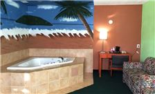 Palms Motel Room - King Room with Jacuzzi Amenities 2