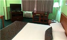 Palms Motel Room - King Room with Jacuzzi Amenities 3