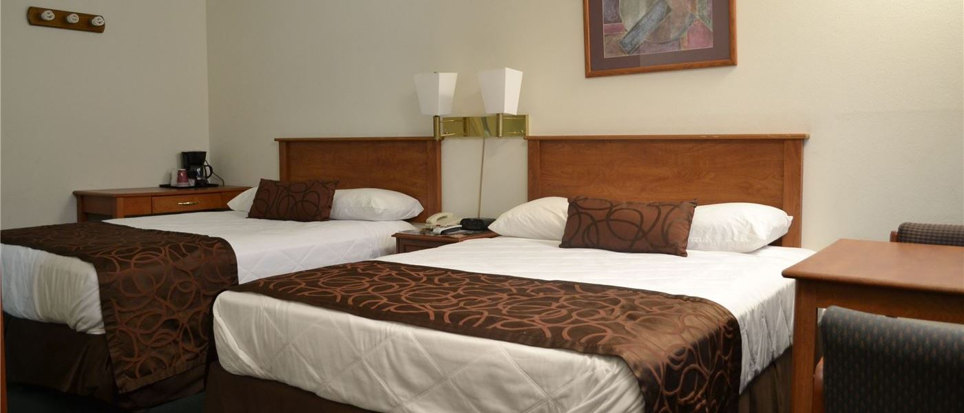 Rooms at Palms Motel Portland, Oregon